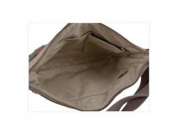 Troop London TRP0369 Unisex taška pro volný čas - Brown
