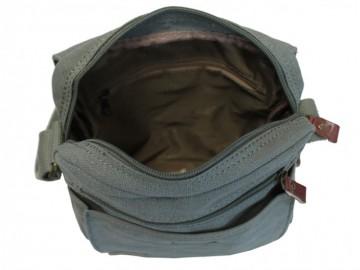 Troop London TRP0242 Klasická taška přes rameno - Brown
