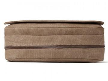 Troop London TRP0240 Rozšířitelná taška na notebook 16,5 - Brown