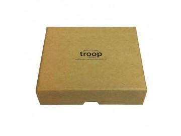 Troop London TRP0452 Peněženka - Camel