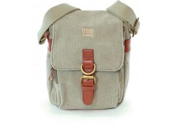 Troop London TRP0212 Unisex taška přes rameno - Khaki