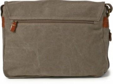 Troop London TRP0241 Rozšířitelná taška přes rameno - Brown