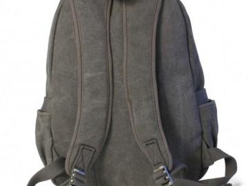 Troop London TRP0256 Středně velký městský batoh - Black