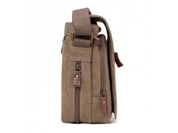 Troop London TRP0239 Rozšířitelná menší taška přes rameno - Black