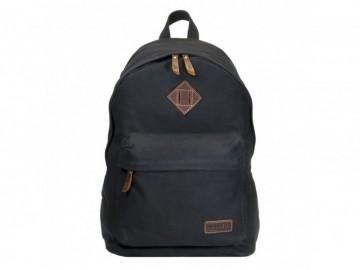 Troop London TRP0384 Velký batoh klasického vzhledu - Black