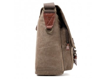 Troop London TRP0207 Brašna na notebook 17 - Brown