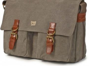 Troop London TRP0210 Taška pro volný čas - Brown