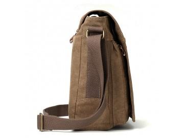 Troop London TRP0219 Klasická taška přes rameno - Brown
