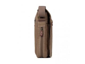 Troop London TRP0242 Klasická taška přes rameno - Khaki