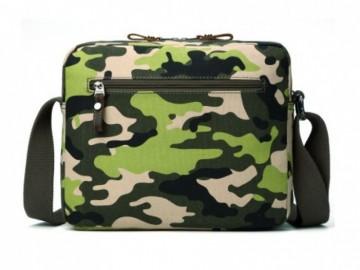 Troop London TRP0404 Brašna přes rameno vhodná i pro tablet (Camouflage)