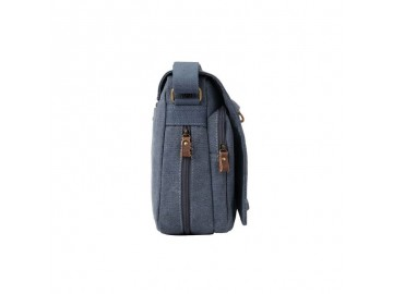 Troop London TRP0241 Rozšířitelná taška přes rameno - Blue