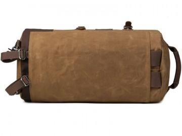 Troop London TRP0444 Cestovní brašna nebo batoh - Brown
