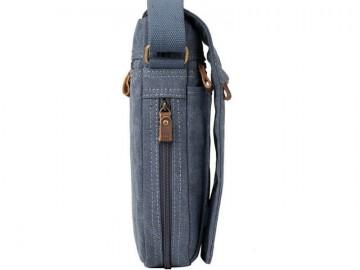 Troop London TRP0242 Klasická taška přes rameno - Blue