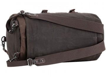 Troop London TRP0444 Cestovní brašna nebo batoh - Dark Brown