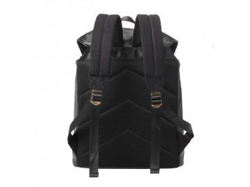 Troop London TRP0455 Větší stylový batoh 15 NTB - Black