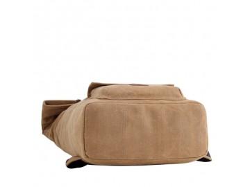 Troop London TRP0480 Velký batoh pro notebook - Camel