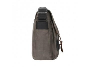 Troop London TRP0478 Tentá taška přes rameno - Olive