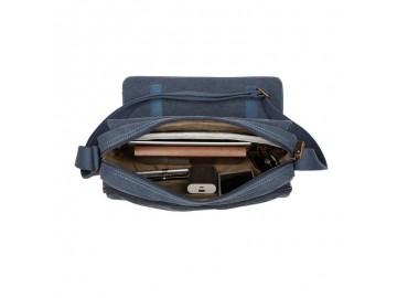 Troop London TRP0241 Rozšířitelná taška přes rameno - Turquoise