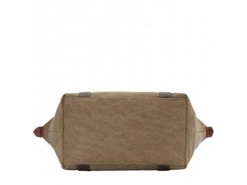 Troop London TRP0505 Dámská taška přes rameno - Brown
