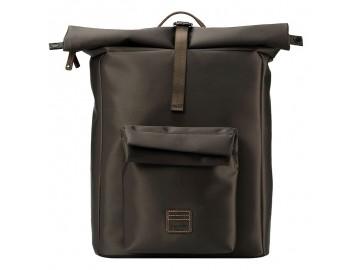 Troop London TRP0523 Velký batoh pro notebook - Dark brown