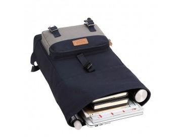 Troop London TRP0498 Velký batoh pro notebook - Navy