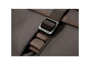 Troop London TRP0525 Taška přes rameno - Dark brown
