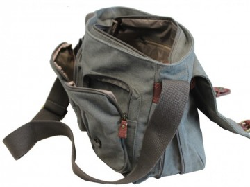 Troop London TRP0210 Taška pro volný čas - Khaki