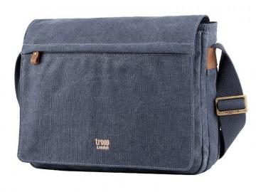 Troop London TRP0240 Rozšířitelná taška na notebook 15,6 - Grey