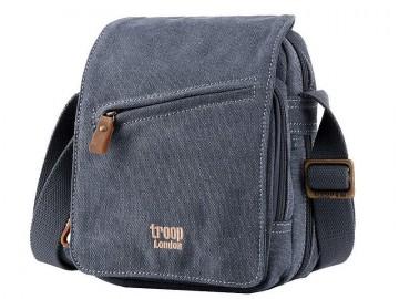 Troop London TRP0239 Rozšířitelná menší taška přes rameno - Pink