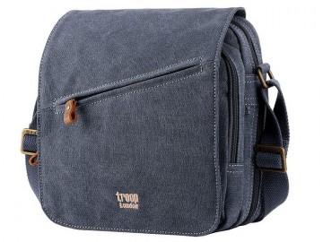 Troop London TRP0238 Rozšířitelná taška přes rameno - Pink