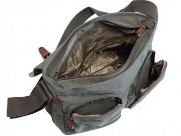 Troop London TRP0210 Taška pro volný čas - Black