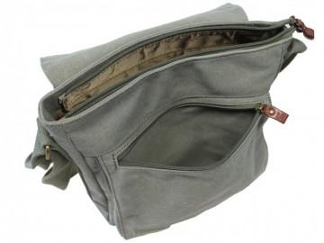 Troop London TRP0219 Klasická taška přes rameno - Khaki